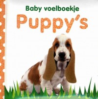 Baby voelboekje: Puppy's