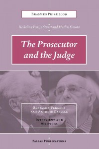 The prosecutor and the Judge