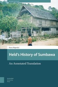 Held's History of Sumbawa