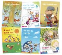 Pakket Toppers Hee, ik lees (6 titels)