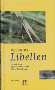 Veldgids libellen - fotogids libellen van Europa herkennen & determineren