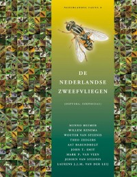 De Nederlandse zweefvliegen - Nederlandse fauna dl.8