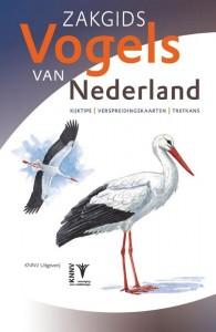 Zakgids vogels van Nederland - vogelgids, natuurgids