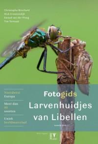 Fotogids larvenhuidjes van libellen - natuurgids, veldgids
