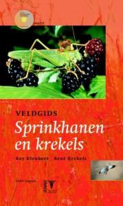Veldgids sprinkhanen en krekels - insectengids, insecten