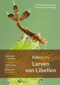 Fotogids larven van libellen - natuurgids, veldgids