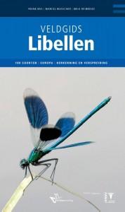 Veldgids Libellen - natuurgids Europa