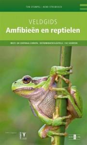 Veldgids Amfibieën en reptielen - natuurgids