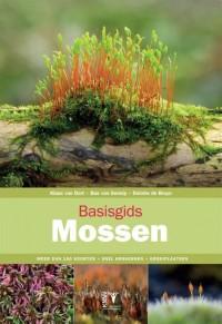 Basisgids Mossen - natuurgids, plantengids