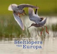Steltlopers van Europa - vogelgids, vogelboeken