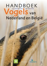 Handboek Vogels van Nederland en België - vogelgids