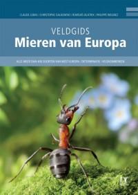 Veldgids mieren van Europa