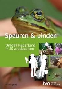 Speuren & vinden - natuurgids zoekkaartenboek