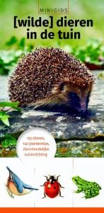 Minigids [wilde] dieren in de tuin - tuindieren