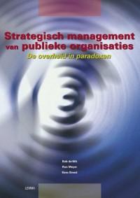 Strategisch management van publieke organisaties