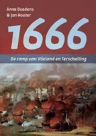 1666 - DE RAMP VAN VLIELAND EN TERSCHELLING