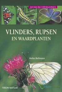 Gids van vlinders, rupsen en waardplanten