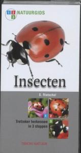 1-2-3 Natuurgidsen Insecten