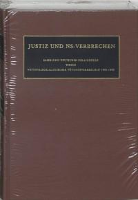 Nazi Crimes on Trial Justiz und NS-Verbrechen XXXV