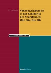 Vennootschapsrecht in het Koninkrijk der Nederlanden: One-size-fits-all?