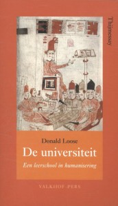 De universiteit ? een leerschool in humanisering