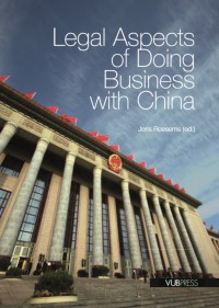 Legal aspects of doing business with China