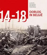 '14-'18. Oorlog in Belgie* verschijnt bij W Books onder ISBN 9789462580206