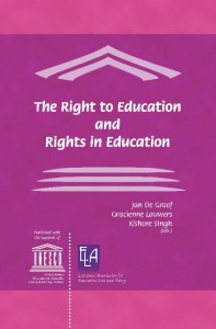 The Right to Education and Rights in Education