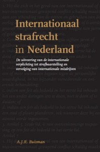 Internationaal strafrecht in Nederland
