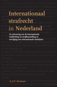 Internationaal strafrecht in Nederland