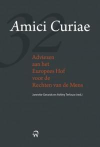 Amici Curiae, 32 adviezen aan het Europese hof voor de rechten van de mens