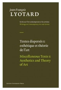 Textes disperses sur lart contemporain et les artistes / Various Texts on Contemporay Art and Artists