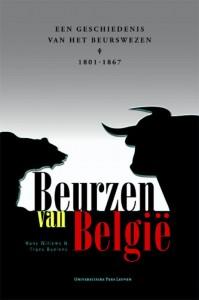Studies in Social and Economic History Beurzen van België