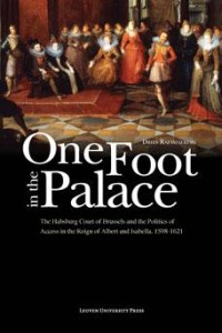 One Foot in the Palace