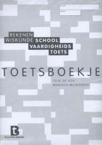 SVT RW: Toetsboekjes RT (5ex.)