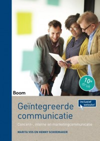 Geïntegreerde communicatie - Concern-, interne en marketingcommunicatie
