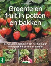 Groente en fruit in potten en bakken