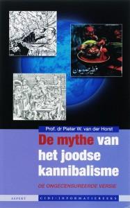 CIDI informatie-reeks De mythe van het joodse kannibalisme