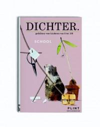 Plint DICHTER nr. 2 School - Set van 20 stuks