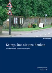 Studieboeken bestuur en beleid Krimp, het nieuwe denken