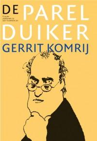 De Parelduiker 2017/2-3 Gerrit Komrij
