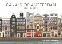 The canals of Amsterdam - House by house