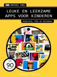 Ontdek snel: Leuke en leerzame apps voor kinderen