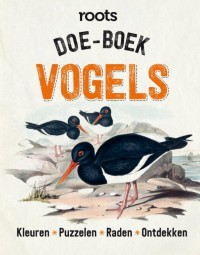 Roots Natuurboek vogels