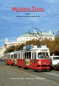 Moderne Trams / Deel 2 gelede trams