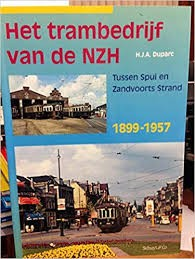 Het trambedrijf van de NZH
