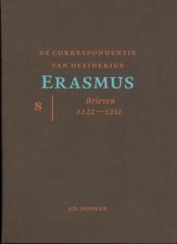 De correspondentie van Desiderius Erasmus  8