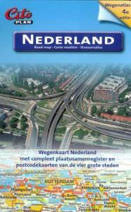 Wegenatlas Nederland