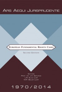 Ars Aequi Jurisprudentie European fundamental rights cases