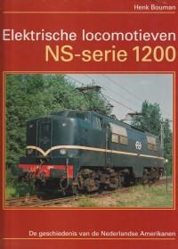 NS Serie 1200 Elektrische Locomotieven